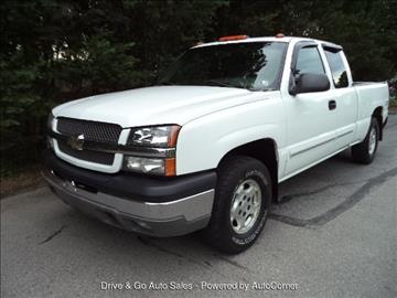 2003 Chevrolet Silverado 1500 for sale in Gaithersburg, MD