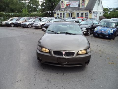 2001 Pontiac Grand Prix for sale in Gaithersburg, MD