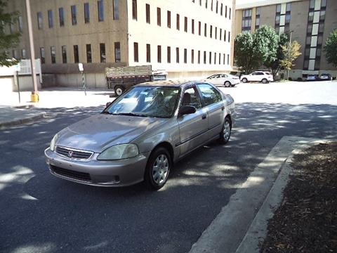 2000 Honda Civic for sale in Gaithersburg, MD
