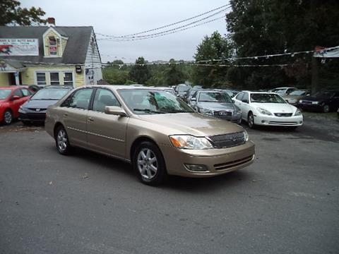2001 Toyota Avalon for sale in Gaithersburg, MD