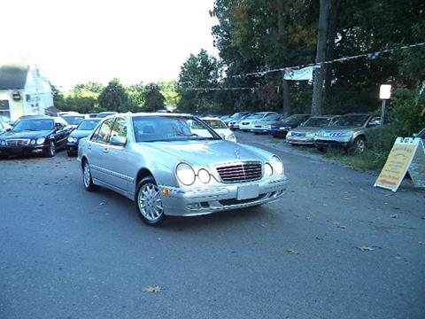 2000 Mercedes-Benz E-Class for sale in Gaithersburg, MD