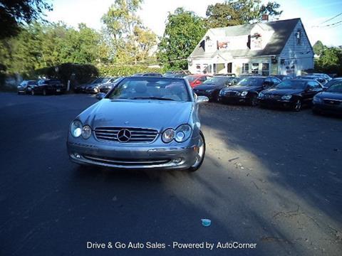 2005 Mercedes-Benz CLK for sale in Gaithersburg, MD