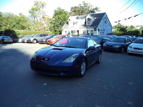 2000 Toyota Celica for sale in Gaithersburg, MD