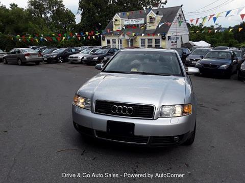 Audi A For Sale Carsforsalecom - 2002 audi quattro