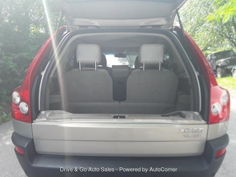 2004 Volvo Xc90 Awd 4dr T6 Turbo Suv In Gaithersburg Md