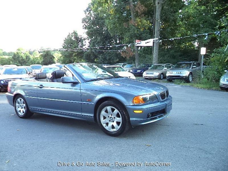 2000 Bmw 3 Series 323Ci 2dr Convertible In Gaithersburg MD  Drive