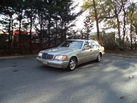 1999 Mercedes-Benz S-Class for sale in Gaithersburg, MD