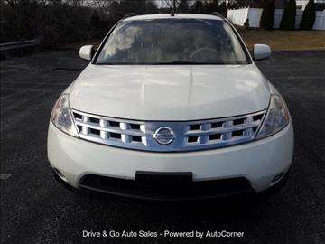 2003 Nissan Murano for sale in Gaithersburg, MD