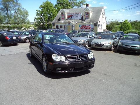 2003 Mercedes-Benz CLK for sale in Gaithersburg, MD