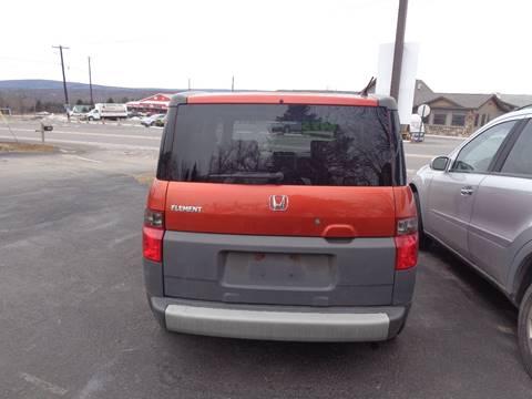 2003 Honda Element for sale in Lake Ariel, PA