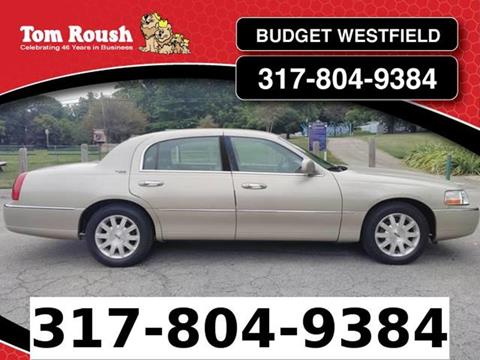 Lincoln Used Cars For Sale Indianapolis Tom Roush Budget