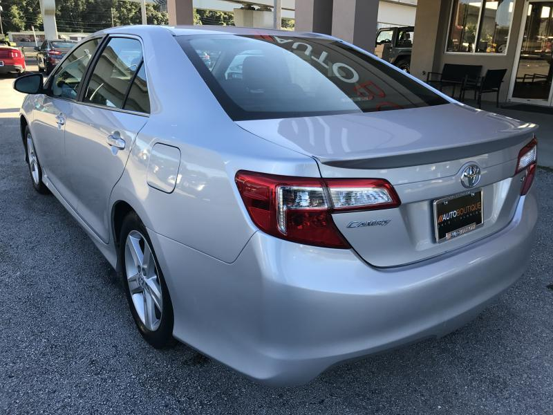 2014 Toyota Camry for sale at Auto Boutique in Jacksonville FL