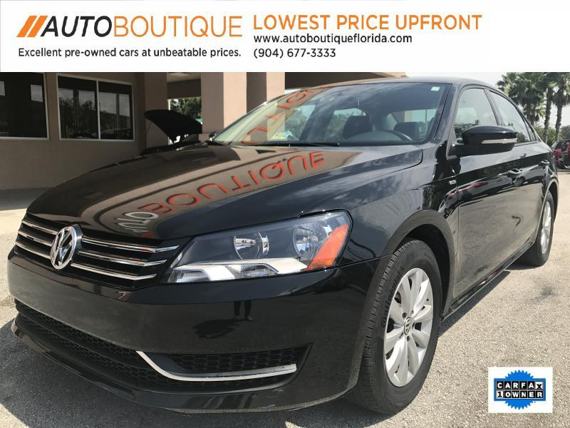 2015 Volkswagen Passat for sale at Auto Boutique in Jacksonville FL