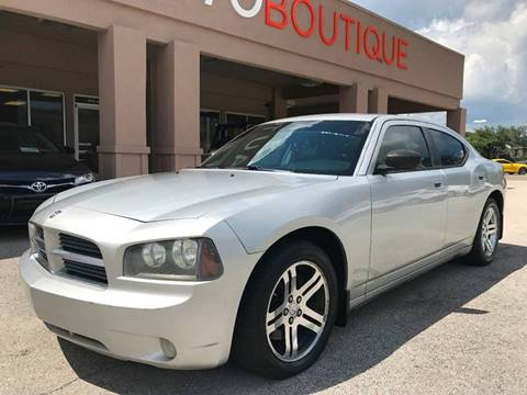 2006 Dodge Charger for sale at Auto Boutique in Jacksonville FL