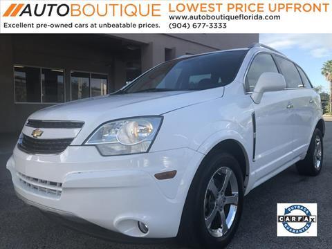 2013 Chevrolet Captiva Sport for sale in Jacksonville, FL