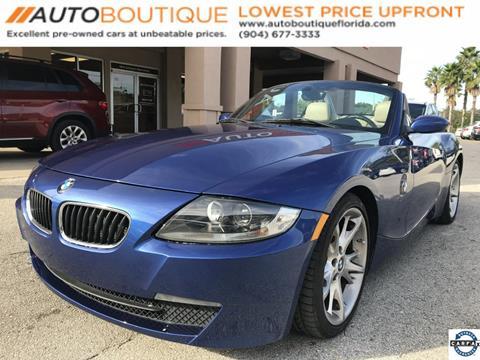 2008 BMW Z4 for sale in Jacksonville, FL