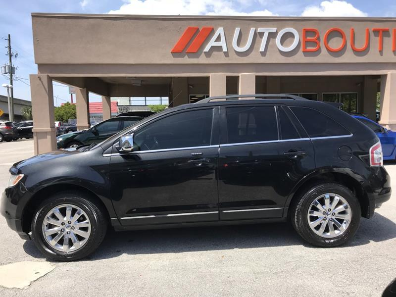 Ford Edge For Sale At Auto Boutique In Jacksonville Fl