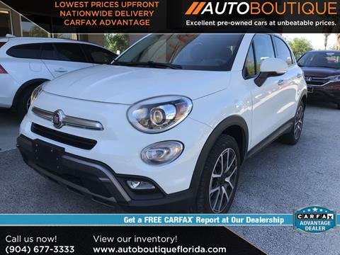 2016 FIAT 500X for sale in Jacksonville, FL