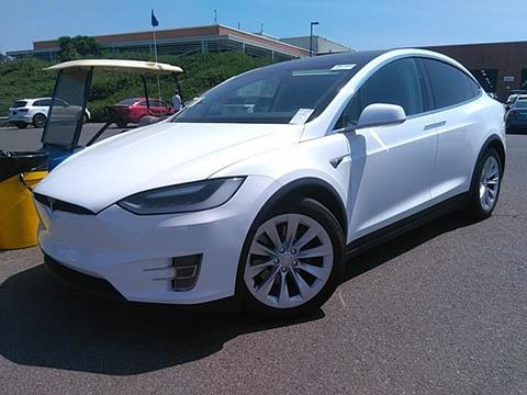 Used Tesla Model X For Sale >> Used Tesla Model X For Sale In Bronx Ny Carsforsale Com