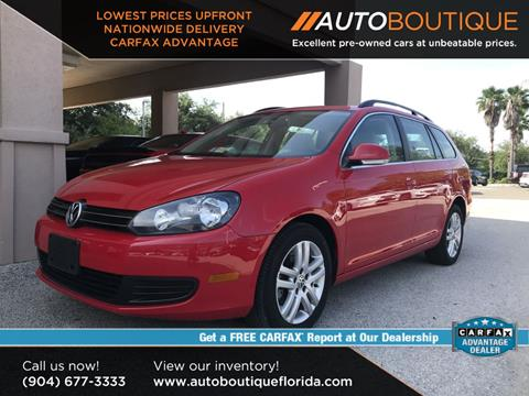 2012 Volkswagen Jetta for sale in Jacksonville, FL