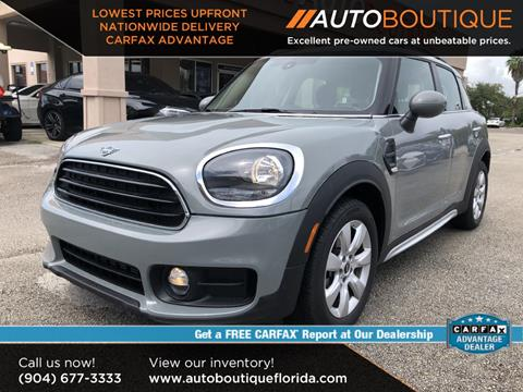 2019 MINI Countryman for sale in Jacksonville, FL