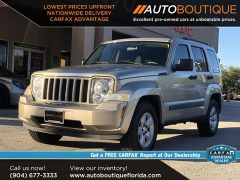 2010 Jeep Liberty for sale in Jacksonville, FL