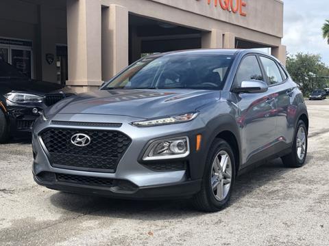 2019 Hyundai Kona SE for sale at Auto Boutique in Jacksonville FL