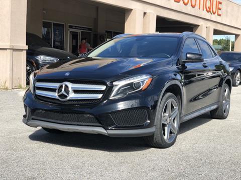 2015 Mercedes-Benz GLA GLA 250 4MATIC for sale at Auto Boutique in Jacksonville FL