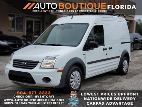 2013 Ford Transit Connect for sale in Jacksonville, FL
