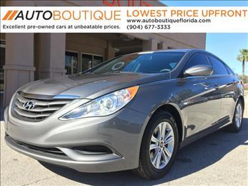 2013 Hyundai Sonata for sale in Jacksonville, FL