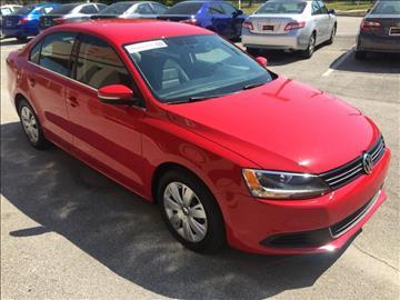 2013 Volkswagen Jetta for sale in Jacksonville, FL