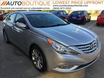 2012 Hyundai Sonata for sale in Jacksonville, FL