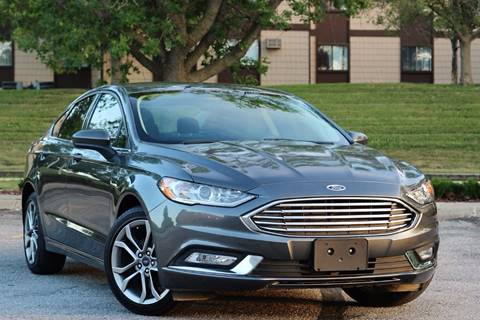 2017 Ford Fusion for sale in Omaha, NE