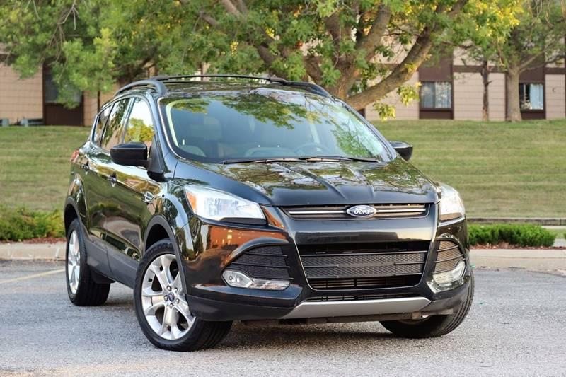 Ford Escape SE In Omaha NE TJK Auto LLC - Ford omaha