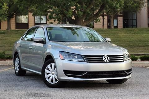 2013 Volkswagen Passat for sale in Omaha, NE