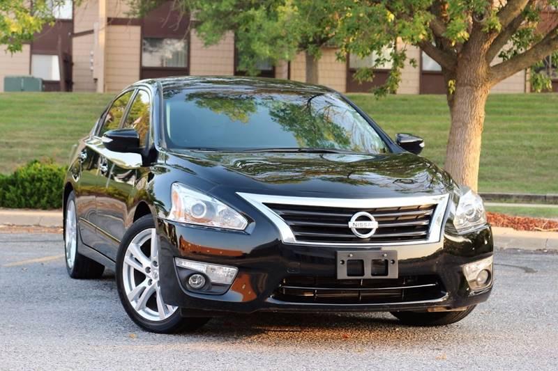 2015 Nissan Altima For Sale At TJK Auto LLC In Omaha NE