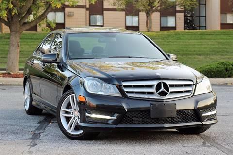 2013 Mercedes-Benz C-Class for sale in Omaha, NE