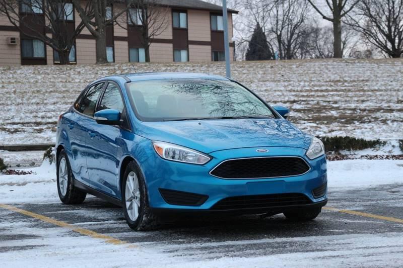 Ford Focus SE In Omaha NE TJK Auto LLC - Ford omaha