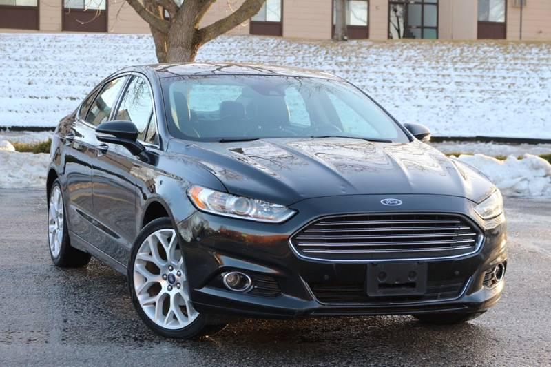 Ford Fusion Titanium In Omaha NE TJK Auto LLC - Ford omaha