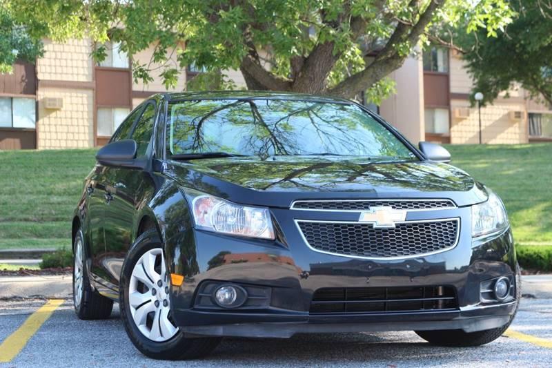 2012 Chevrolet Cruze For Sale At TJK Auto LLC In Omaha NE