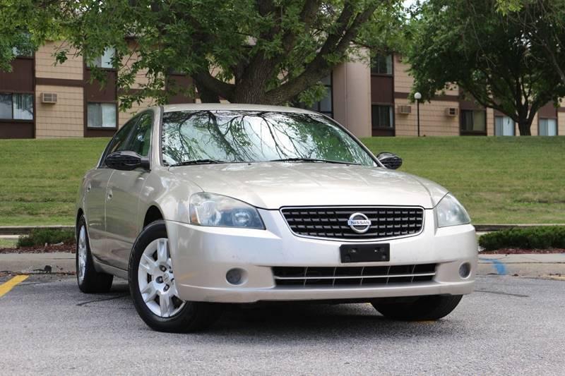 2005 Nissan Altima For Sale At TJK Auto LLC In Omaha NE