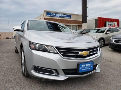 Used 2014 Chevy Impala >> 2014 Chevrolet Impala For Sale In Omaha Ne