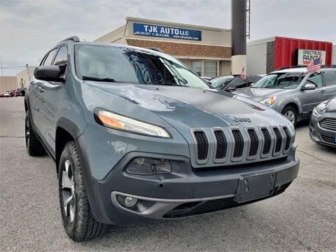 2015 Jeep Cherokee for sale in Omaha, NE