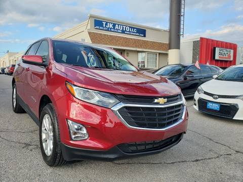 2019 Chevrolet Equinox for sale in Omaha, NE
