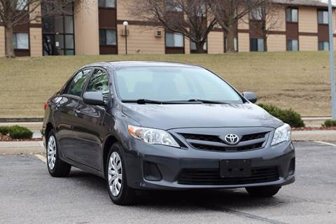 2012 Toyota Corolla for sale in Omaha, NE