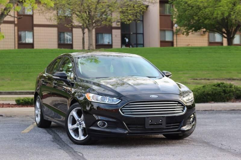 Ford Fusion SE In Omaha NE TJK Auto LLC - Ford omaha