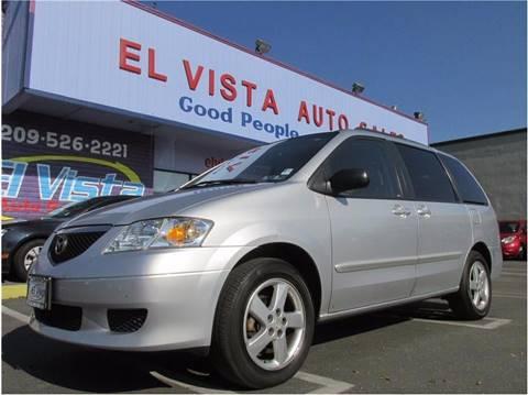 2003 Mazda MPV for sale in Modesto, CA