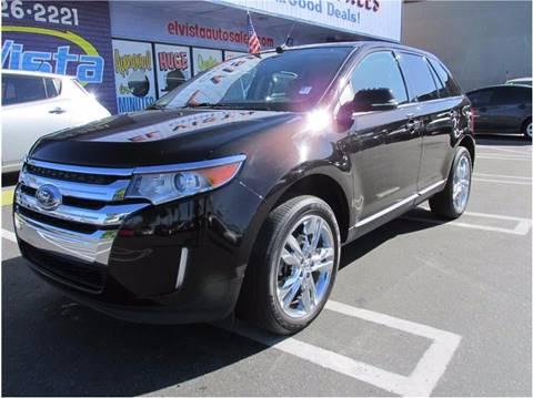 2013 Ford Edge for sale in Modesto, CA