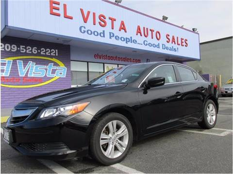 2013 Acura ILX for sale in Modesto, CA