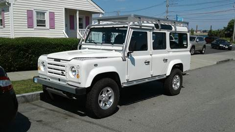 landrover defender sale no van tdci rover vat for owner used high capacity infinity land